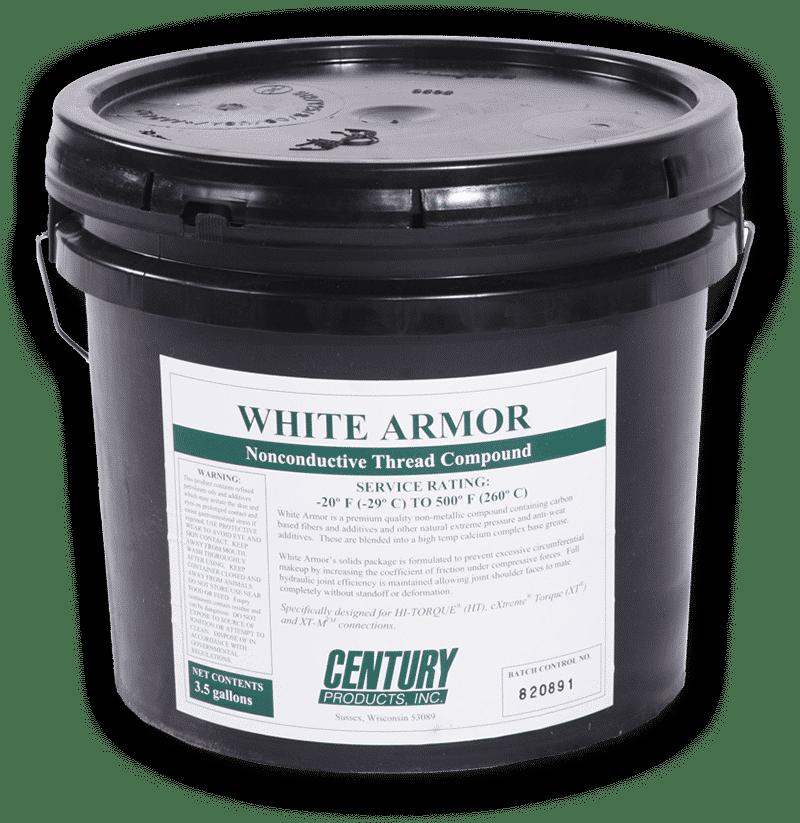 Century White Armor - 3.5 gal