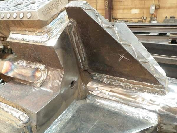 welding integrity